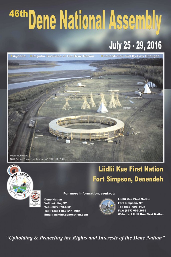 46 DNA - Dene National Poster_web